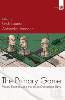 Copertina The Primary Game